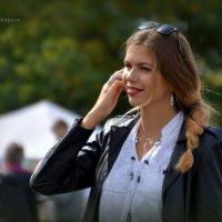 Портрет девушки. :: Anna Gornostayeva