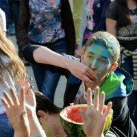 «Фестиваль красок-Уфа» :: arkadii