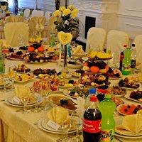 Весільний стіл :: Степан Карачко