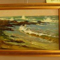 Песочный берег :: Наиля