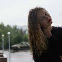 Летний дождь,летний дождь начался сегодня рано :: Наталья Дмитриева