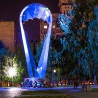 Памятник ВДВ в Воронеже :: Александр Нестеренко