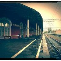 Вокзал :: Роман Бабаев