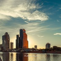 Моска-Сити :: Андрей Мрыхин