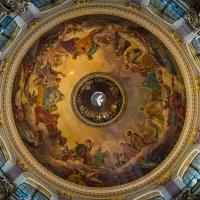 Купол Исаакиевского собора :: Вадим Качан