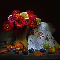 Празднует осень бал прощальный... :: Валентина Колова