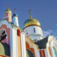 Осенние купола :: A. SMIRNOV