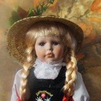 Кукла Heidi :: Елена Павлова (Смолова)