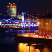 Вечерняя Москва :: Михаил Танин