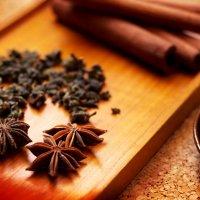 зеленый чай с корицей :: Белла Витторф