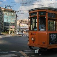 Милан Трамвай 1954 :: сергей адольфович
