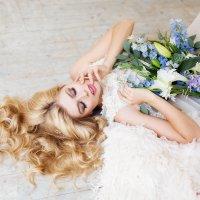 Утро невесты-художницы :: Юлия Скороходова