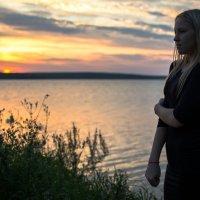 На закате :: Илья Матвеев