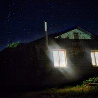 Ночь в деревне :: Денис Самиев