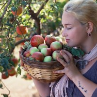 вдыхая осень... аромат...) :: Райская птица Бородина