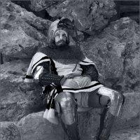 """На фестивале """"Рыцари Иерусалима""""-Рыцарь на привале :: Shmual Hava Retro"""