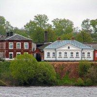 На волжском берегу :: Nikolay Monahov