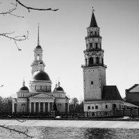 Невьянская наклонная башня :: Lеvsha ©