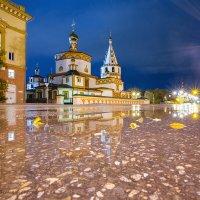 Осень в Иркутске :: Алексей Белик