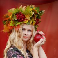 Осень :: Юлия Игнатьевская