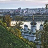 г. Нижний Новгород :: Клавдия Синицина