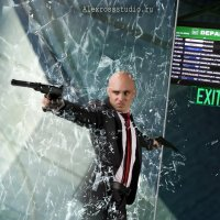 Косплей - проект: Hitman :: Alex Ross