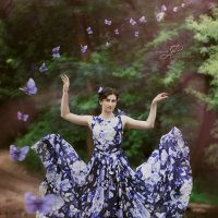 Бабочки :: Александра Фирсова