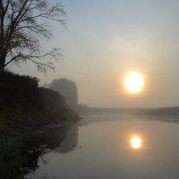 восход над Немдой :: Владимир Акилбаев