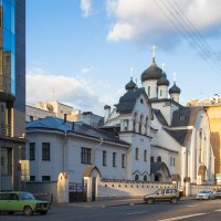 Знаменская старообрядческая церковь :: Владимир Кувиков
