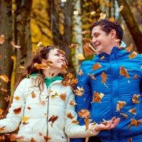 Осень для двоих :: Юлия Кожухарь