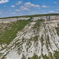 Крым. Чуфут-Кале. Панорама долины Биюк-Ашлама-Дере :: Минихан Сафин
