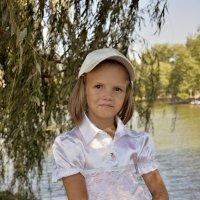 У озера :: Мария Климова