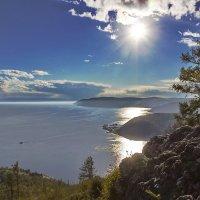 Солнце над Байкалом :: Анатолий Иргл