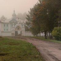 Сентябрьское утро. :: Александр Смирнов