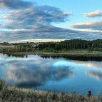 Панорама окрестностей Изборска :: Сергей Григорьев