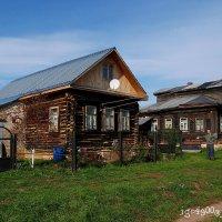 Дом в  деревне :: Игорь Пляскин