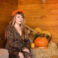 Осенняя пора :: Анна Дрючкова