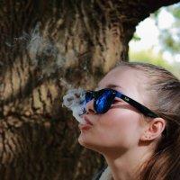 Пускаем легкий дымок :: Екатерина Василькова