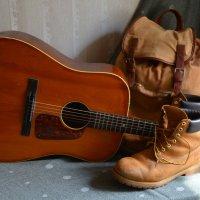 Без гитары никуда! :: Anna Gornostayeva