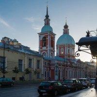 Пантелеймоновская церковь :: Владимир Демчишин