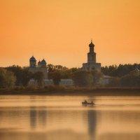 Вечерний клев :: Евгений Никифоров