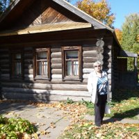 Дом - музей В.Чапаева. Чебоксары. :: шубнякова