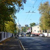 Улица Радио. :: Oleg4618 Шутченко