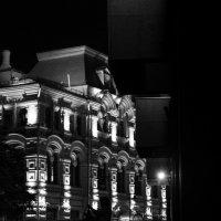 вечер на Лубянке :: Александра Зайцева