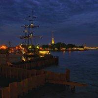 По вечернему городу... :: Ирэна Мазакина