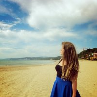 Лето.Море.Пляж. :: Полина Черненко