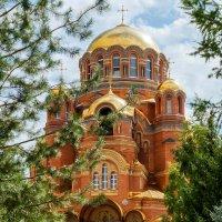 Собор Святой Троицы. :: Elena Izotova