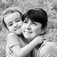 Мама и дочь :: Вероника Подрезова