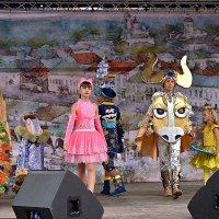 1000-летие Старой Руссы. Парад костюмов. :: Sergey Serebrykov