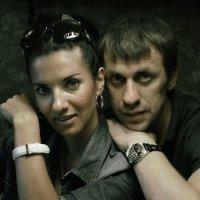 двое :: Алексей Бортновский